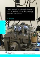 Detection of Tip-Sample Interaction in Atomic Force Microscopy