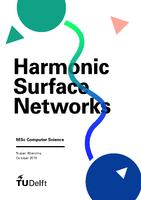 Harmonic Surface Networks