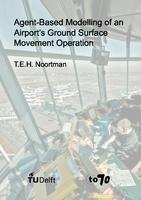 Agent-Based Modelling of an Airport's Ground Surface Movement Operation