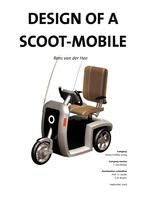 Design of a scoot-mobile