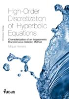 High-Order Discretization of Hyperbolic Equations