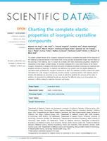 Charting the complete elastic properties of inorganic crystalline compounds