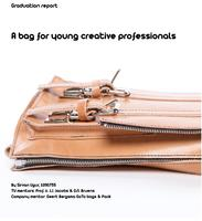A bag for young creative professionals