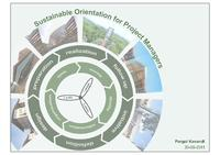 Sustainable orientation for project managers