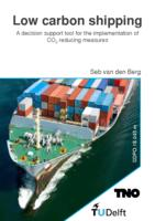 Low carbon shipping