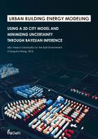 Urban building energy modeling using a 3D city model and minimizing uncertainty through Bayesian inference