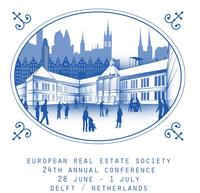 ERES 2017: 24th Annual Conference of the European Real Estate Society