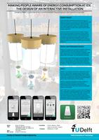Making people aware of energy consumption at IDE: The design of an interactive installation
