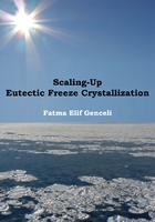 Scaling-Up Eutectic Freeze Crystallization