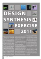 Design synthesis exercise 2011