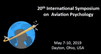 20th International Symposium on Aviation Psychology (ISAP 2019)