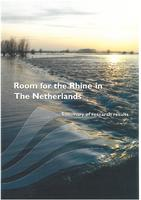 Room for the Rhine in The Netherlands: Summary of research results
