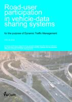 Road-user participation in vehicle-data sharing systems