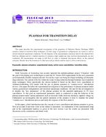 Plasmas for Transition Delay