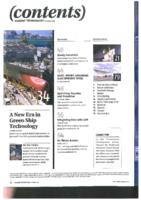 Contents Journal of Marine Technology & SNAME News, Volume 52, 2012