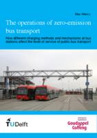 The operations of zero-emission bus transport