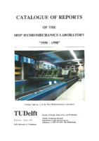 Catalogue of Reports of the Ship Hydromechanica Laboratory 1950-1998