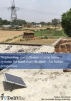 Augmenting the diffusion of solar home systems for rural electrification: An Indian perspective