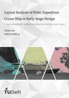 Layout Analysis of Polar Expedition Cruise Ship in Early Stage Design