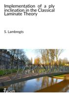 Implementation of a ply inclination in the Classical Laminate Theory