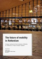 The future of mobility in Rotterdam