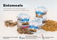 Entomeals: The development of an insect cooking kit; enabling users to experiment with edible insects