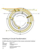 Investing in circular transformation
