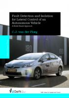 Fault Detection and Isolation for Lateral Control of an Autonomous Vehicle