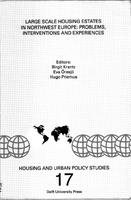 Large scale housing estates in Northwest Europe: Problems, interventions and experiences
