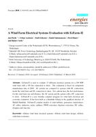 A Wind Farm Electrical Systems Evaluation with EeFarm-II