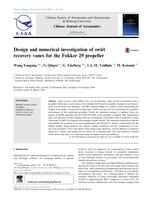 Design and numerical investigation of swirl recovery vanes for the Fokker 29 propeller