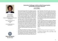 Automation Challenges in Airborne Wind Energy Systems and the Role of Academic Research