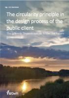 The circularity principle in the design process of the public client